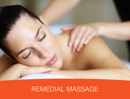 Remedial Massage Slider