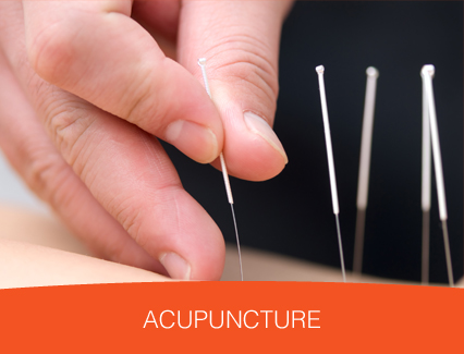 Acupuncture Slider