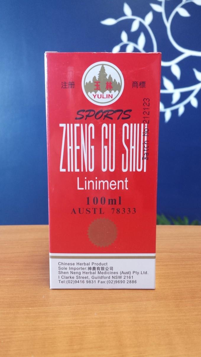 Sheng Gu Shui Sports Linament